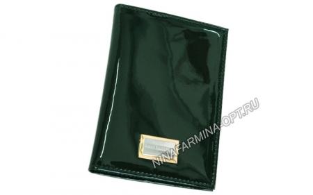 Обложка на паспорт 9286_Dark_Green