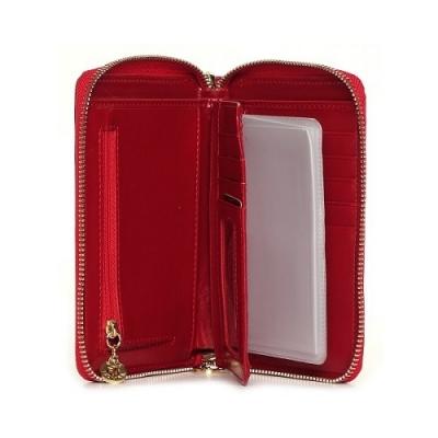 Кошелёк NF 9380J Red масляная кожа