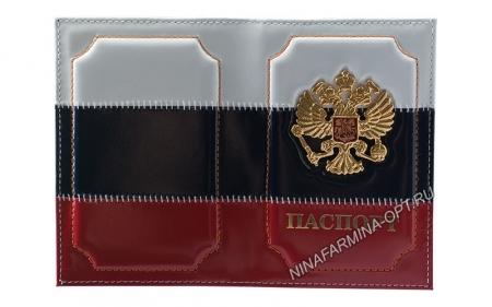 Обложка на паспорт AB-001