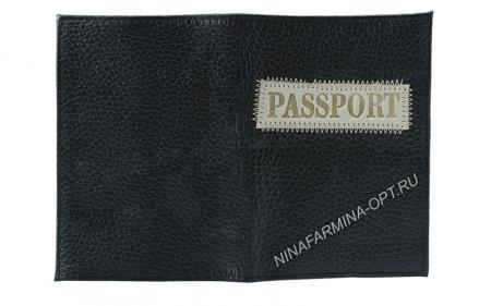 Обложка на паспорт AB-002