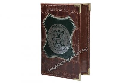Обложка на паспорт AB-003