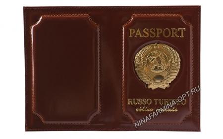 Обложка на паспорт AB-25