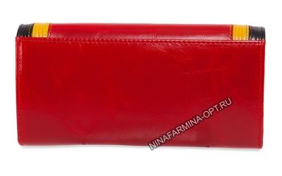 Kошелек NF-9306J-NEW-Y-масляная-кожа