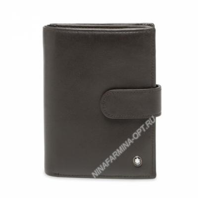Кошелек MB-86001A-Dark-Brown