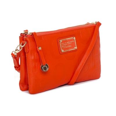 Клатч MJ 523 Orange