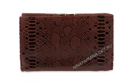 Кошелёк NF-9282-009 фактурная кожа