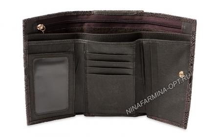 Кошелёк NF-9282-014 фактурная кожа