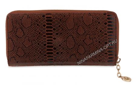 Кошелёк NF-9285-014 фактурная кожа