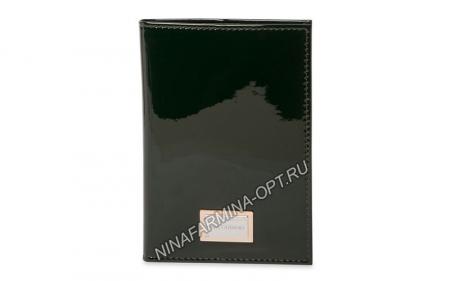 Обложка на паспорт NF-9286-DARK-GREEN