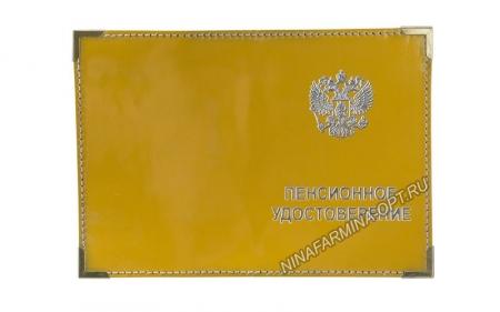 Чехол для пенсионного удостоверения PEN-006