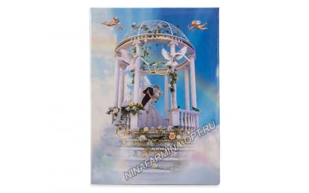 Обложка на свидетельство о заключении брака SVR-2
