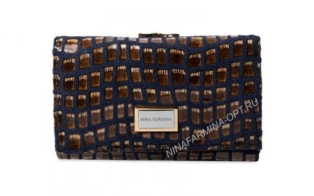Кошелёк nf-9282-125 фактурная кожа