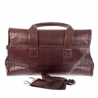 Дорожная сумка 00247-brown-kz