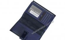 Обложка на авто документ 2003_H1_Dark_Blue