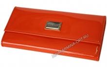 Кошелёк 9280_Orange Лакированная кожа
