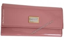 Кошелёк 9280_Pink Лакированная кожа