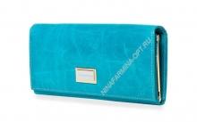 Кошелёк 9281J_Sky_Blue-масляная-кожа