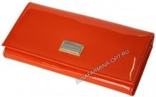 Кошелёк 9281_Orange Лакированная кожа