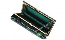 Кошелёк 9282K_Green Лакированная кожа