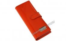 Визитница из Лаковой кожи 9284_Orange