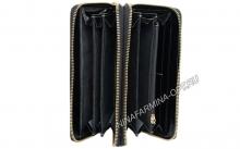 Кошелёк 9285_1J_Black масляная кожа