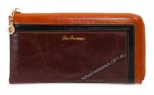 Kошелек NF-9294J-NEW-Y-масляная-кожа