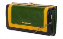 Kошелек NF-9303J-NEW-Y-масляная-кожа