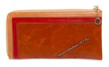 Kошелек NF-9286J-NEW-Y-масляная-кожа