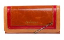 Kошелек NF-9285J-NEW-Y-масляная-кожа