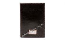 Обложка на паспорт NF-9286-Dark-brown