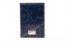 Обложка на паспорт NF-9286J-DARK-BLUE