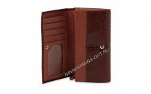 Кошелёк NF-9287-014 фактурная кожа