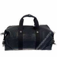 Дорожная сумка кожаная aj-007-078006-black