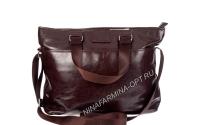 Портфель l8535-1-brown-kz