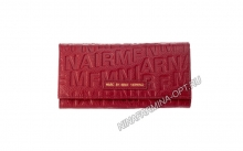 Кошелёк nf-756-red масляная кожа