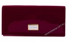 Кошелёк nf-9281-026-red Лакированная кожа