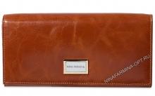 Кошелёк nf-9281j-brown масляная кожа