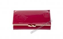 Кошелёк nf-9282-p-red Лакированная кожа