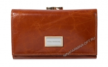 Кошелёк nf-9282j-brown масляная кожа