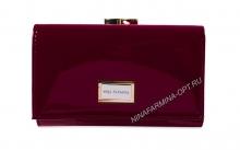 Кошелёк nf-9283-026-red Лакированная кожа