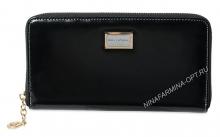 Кошелёк nf-9285j-black масляная кожа