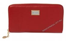 Кошелёк nf-9285m-red масляная кожа