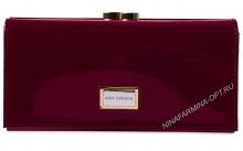 Кошелёк nf-9287-026-red Лакированная кожа