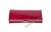 Кошелёк nf-9287-p-red Лакированная кожа