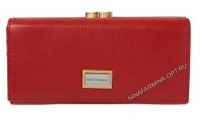 Кошелёк nf-9287m-red масляная кожа