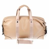 Дорожная сумка кожаная xl8634-apricot