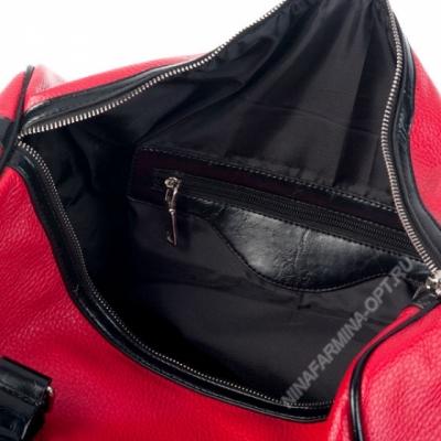Дорожная сумка xl8597-red-kz