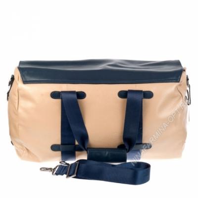Дорожная сумка кожаная xl8601-apricot