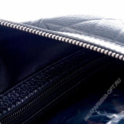Дорожная сумка кожаная xl8603-black