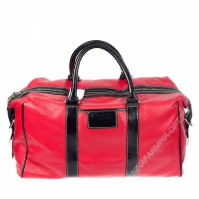 Дорожная сумка xl8714-1-red-kz